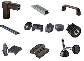 Elemente de structură pentru conveioare