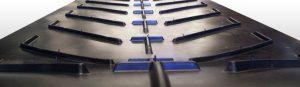 Sisteme transportoare cu bandă de cauciuc